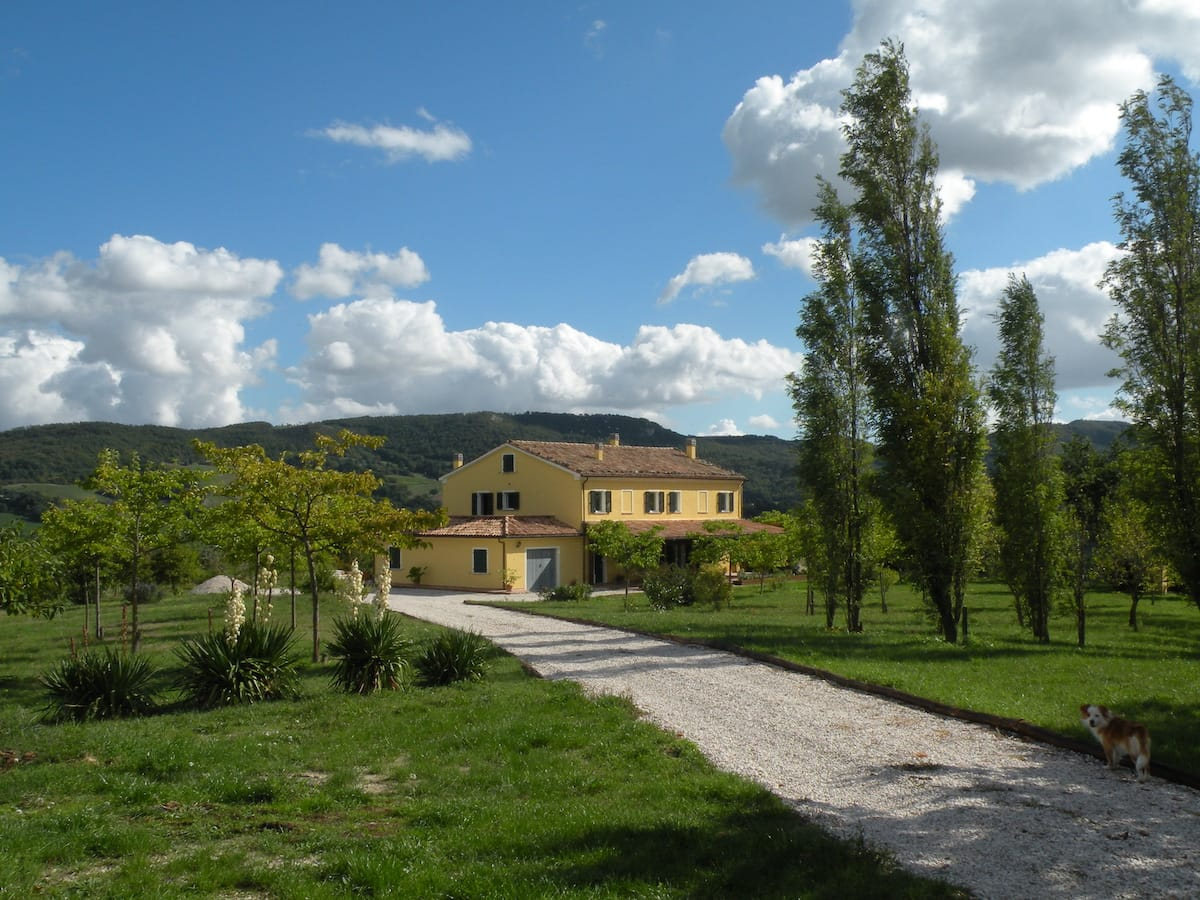 Agriturismo Calamello-Banner